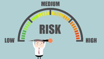 Post default image for managing risk podcast