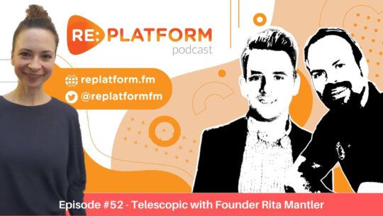 Building bulletproof ecommerce integrations podcast with Rita Mantler fo Telescopic