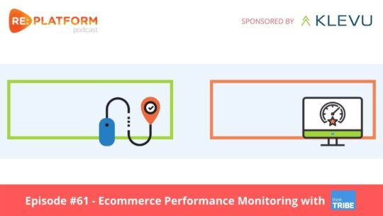 Ecommerce performance monitoring podcast
