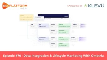 Ecommerce podcast discussing data integration and lifecycle marketing with Smart ESP Ometria