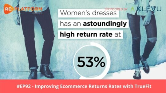 Advice from TrueFit on how technology can help reduce ecommerce returns rates