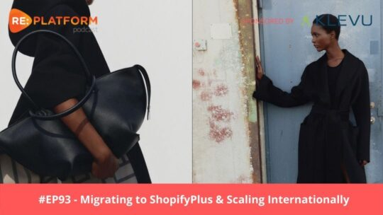 Interview with Toteme on migrating to Shopify Plus and scaling internationally